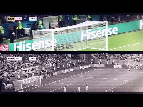 Hisense - Official sponsor of FIFA WORLD CUP RUSSIA 2018