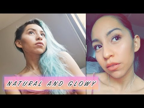 Natural Makeup Tutorial | Glowy skin | Breestyle