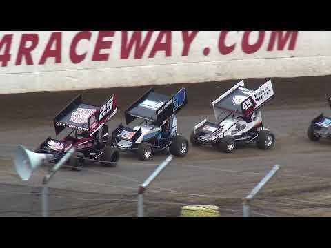 Sprint Invaders Heats 3 34 Raceway 3/31/18