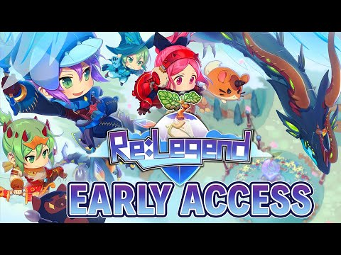 Re:Legend Early Access Announcement Trailer