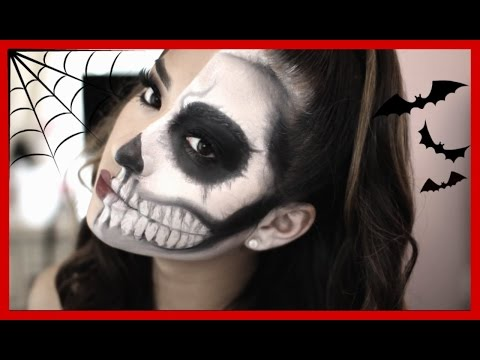 THE MOST LAST MINUTE HALLOWEEN TUTORIAL EVER!!! Christina Rose