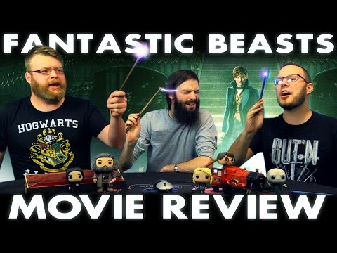 Fantastic Beasts and Where to Find Them MOVIE REVIEW!! (SPOILERS)