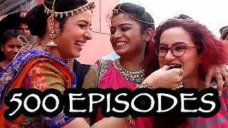 Jodha Akbar completes 500 episodes