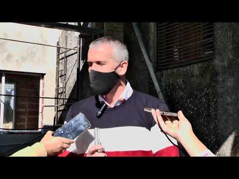 Declaraciones del Intendente Placenzotti sobre la seguridad