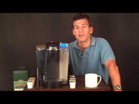 Keurig Coffee Maker Quit Working No Power : Keurig B70 One Cup Coffee Maker ProjectGadget.com Video Review - YouTube