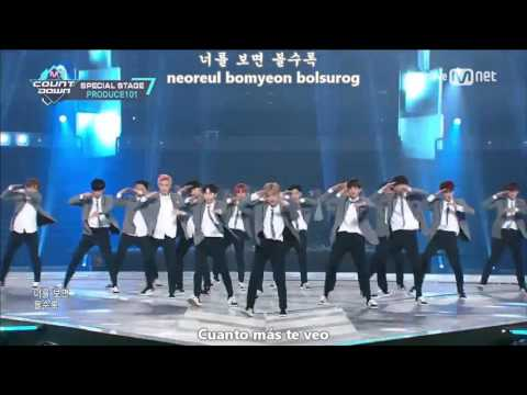 [LIVE] PRODUCE 101 SEASON 2 - PICK ME [Sub Español + Hangul + Rom] HD