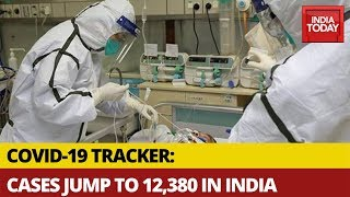 COVID-19 Tracker: Cases Spurt To 12,380 In India, Death Toll Crosses 400-Mark