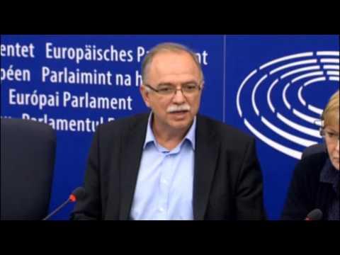 Συν. Τύπου για το ελληνικό πρόγραμμα στο Ευρωκοινοβούλιο - 4.4.2017