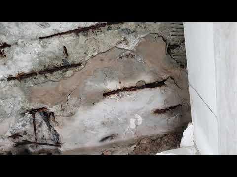 20190211   11FEV19 - Vídeos curtos diários - Verão de 2019 - Infiltrações pelas chuvas - 2