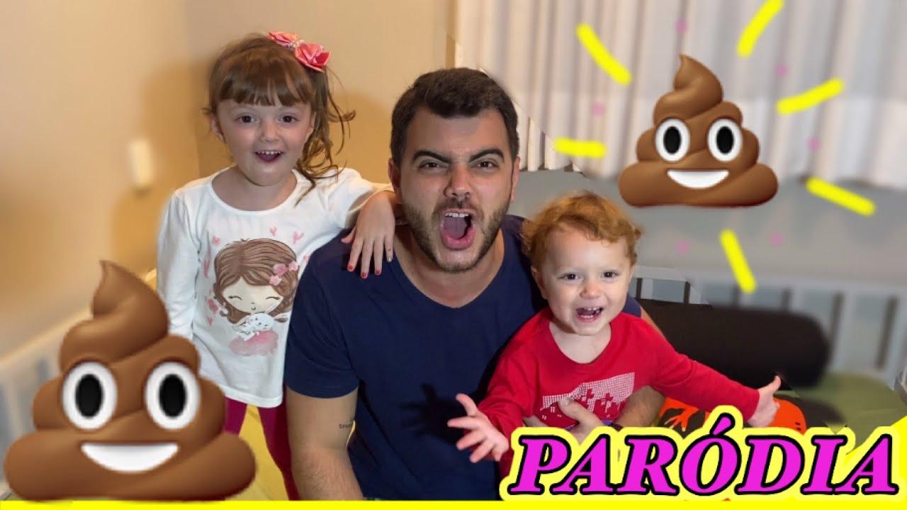 PARÓDIA   GUSTTAVO LIMA (A gente fez amor). Vídeo com música para crianças!