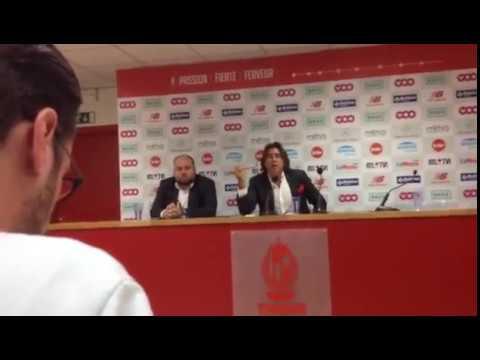 Ricardo Sa Pinto slaat terug na harde uitspraken van Hein Vanhaezebrouck