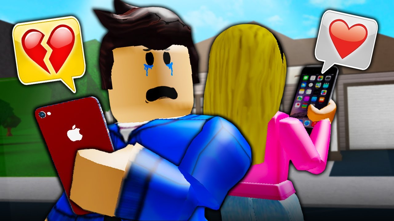 The Sad Truth of Online Daters: A Sad Roblox Bloxburg Movie