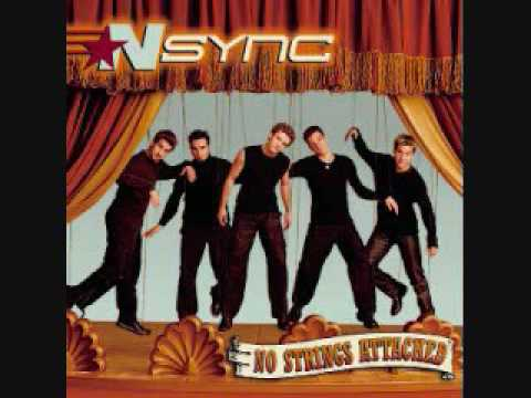 Nsync No Strings Attached Song 7 No Strings Attach