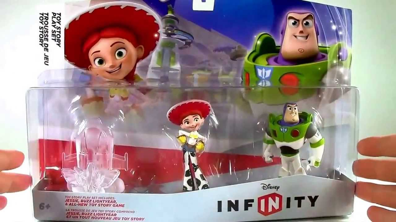 Disney Infinity 1.0 2.0 3.0 Toy Story World Playset