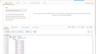 Getting exchange rates with API - part 1 screenshot 3