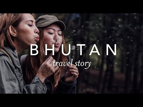BHUTAN | #ICHALLENGEMYBFF | BELLYWELLYJELLY