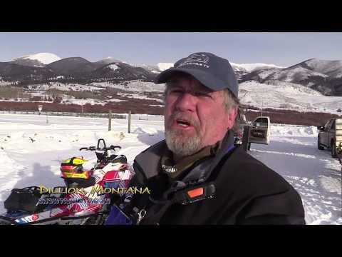 2018 Montana Snowmobiling FULL TV Episode.  PATV2