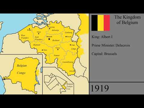 The History of Belgium: Every Year