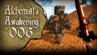 Alchemists Awakening [006] [Der faule Steinmensch] [Let's Play Gameplay Deutsch German] thumbnail