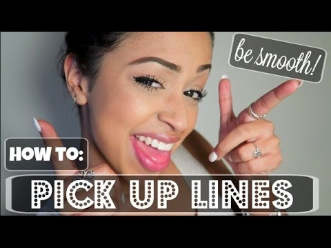 Thumbnail: LEARN HOW TO FLIRT! PICK UP LINES WITH LIZZZA | Lizzza