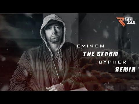 Eminem - The Storm Cypher (Insane Tracks REMIX)
