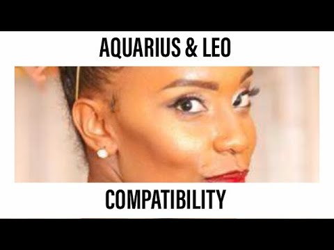 Aquarius and Leo Love Compatibility| The Power of Magnetism