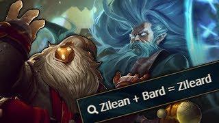 Zilean + Bard = Zileard