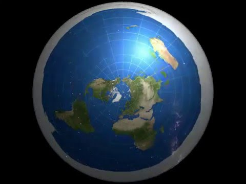 Terre plate comprendre le mouvement du soleil youtube for Les decoratives brut de terre