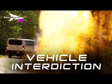 FirstSpear TV Episode 1 - Vehicle Interdiction