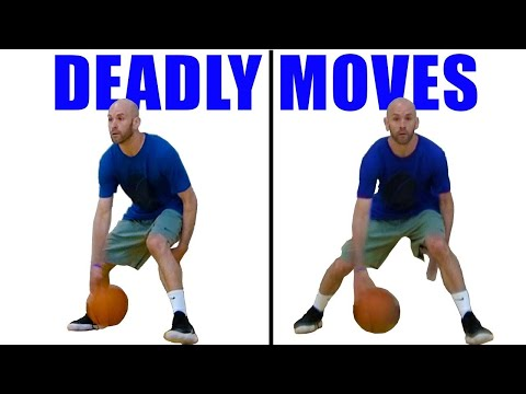 10 DEADLY Reverse Between Legs Dribbles! Basketball Moves To Break Ankles!