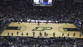Celebrating 50 years of mackey arena with a special pregame video. #boilerup