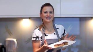 Ciasteczka bananowe – idealny prezent na Dzień Babci i Dziadka | Anna Lewandowska
