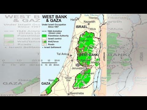 Нетаньяху пообещал аннексировать еврейские поселения наЗападном берегу