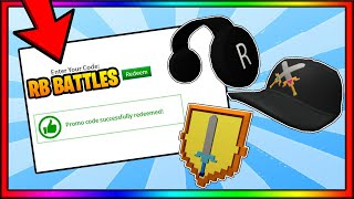 *RB BATTLES EVENT* FREE ITEMS | ROBLOX