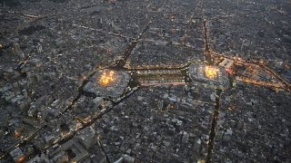Karbala - Shrine of Imam Hussein (as) 2015