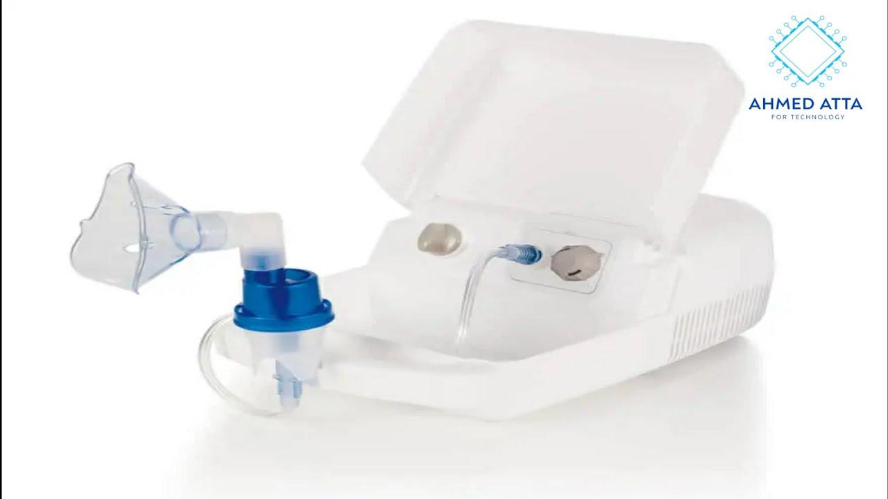 Repair Electro Pneumatic Nebulizer 3a Atomizer صيانة جهاز تنفس صناعى Youtube