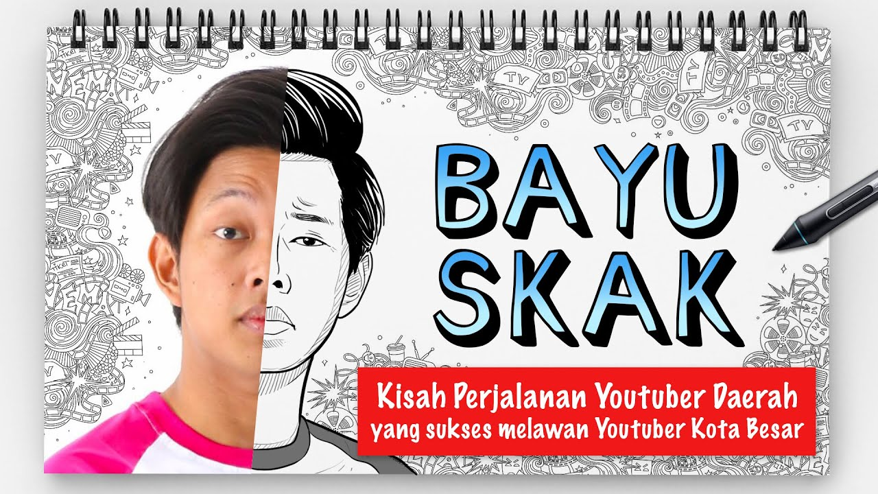 BAYU SKAK - DRAW MY LIFE INDONESIA