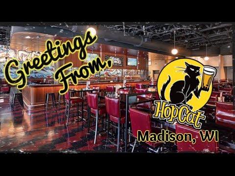 HopCat Bar & Grill Madison Wisconsin