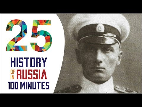 Russian Civil War - History of Russia in 100 Minutes (Part 25 of 36)