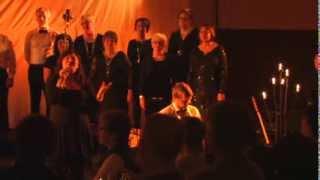 HAUKNESKORET - Tonje Forslund synger