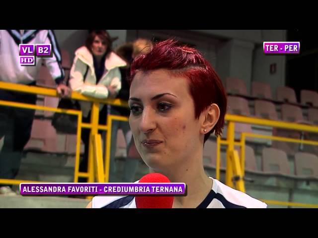 Interviste Ternana vs Perugia