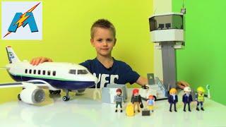 видео Игрушечные аэропорты