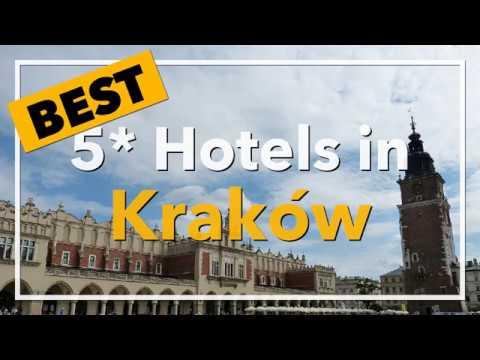 🔴 Best 5 Star Hotels In Krakow, Poland