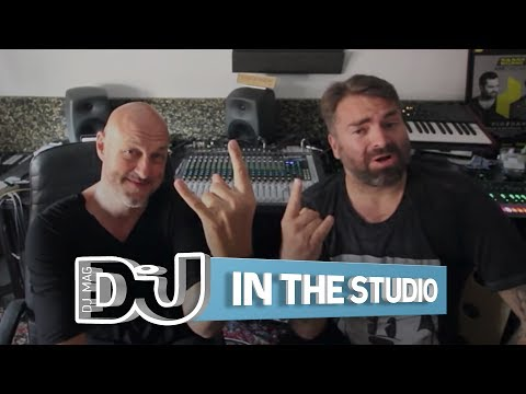 Pig & Dan | In The Studio