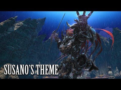 FFXIV OST Susano's Theme