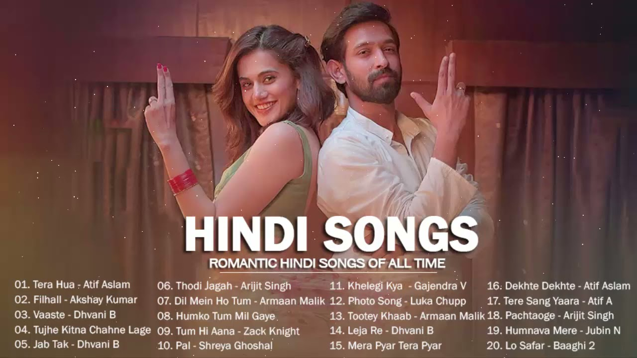 Best ROmantic Hindi SongS Of All Time_ARMAAN MALIK   Arijit Singh   Atif Aslam   Bollywood Best Song