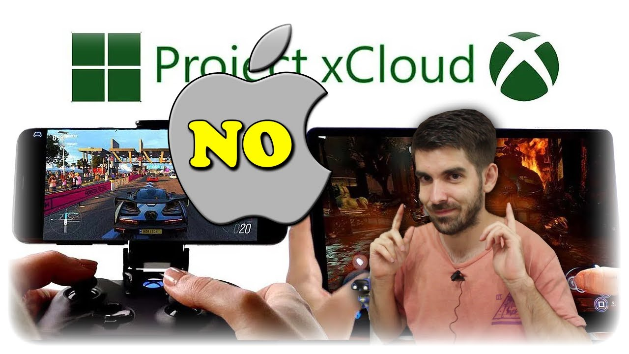 🎮 Xcloud: Boicot de Apple a Microsoft y Stadia | Game Pass - Videojuegos -Xbox Series X - Iphone