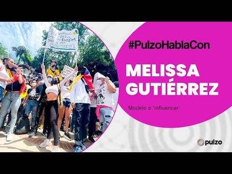 #PulzoHablaCon Melisa Gutiérrez, modelo que dejó su OnlyFans gratis durante el paro nacional   Pulzo