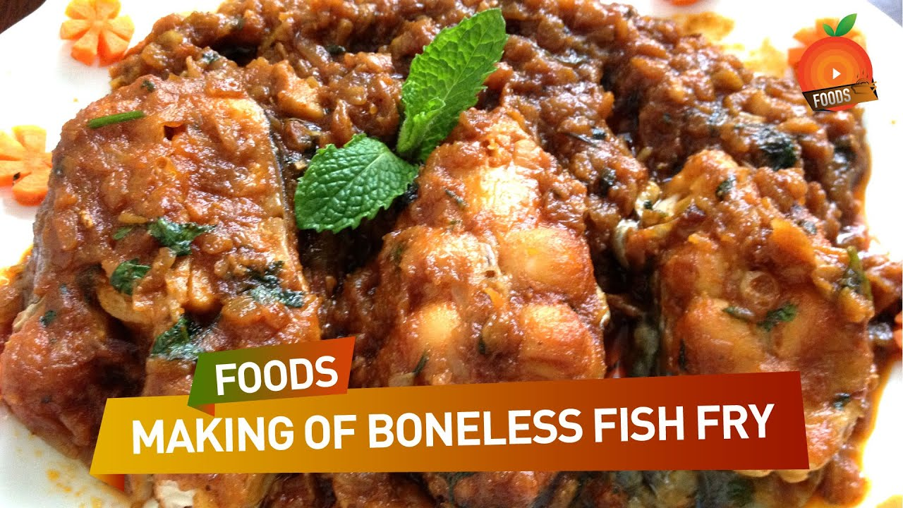 How to make boneless fish fry for Sides to bring to a fish fry