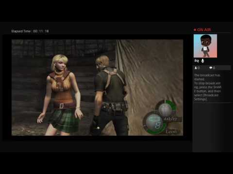 Resident Evil 4 Part 4- Time to meet the head chief